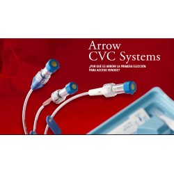Arrow Cateteres Venosos Centrales